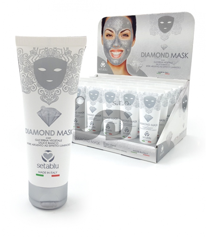 SETABLU pleťová maska 75ml  - DIAMOND