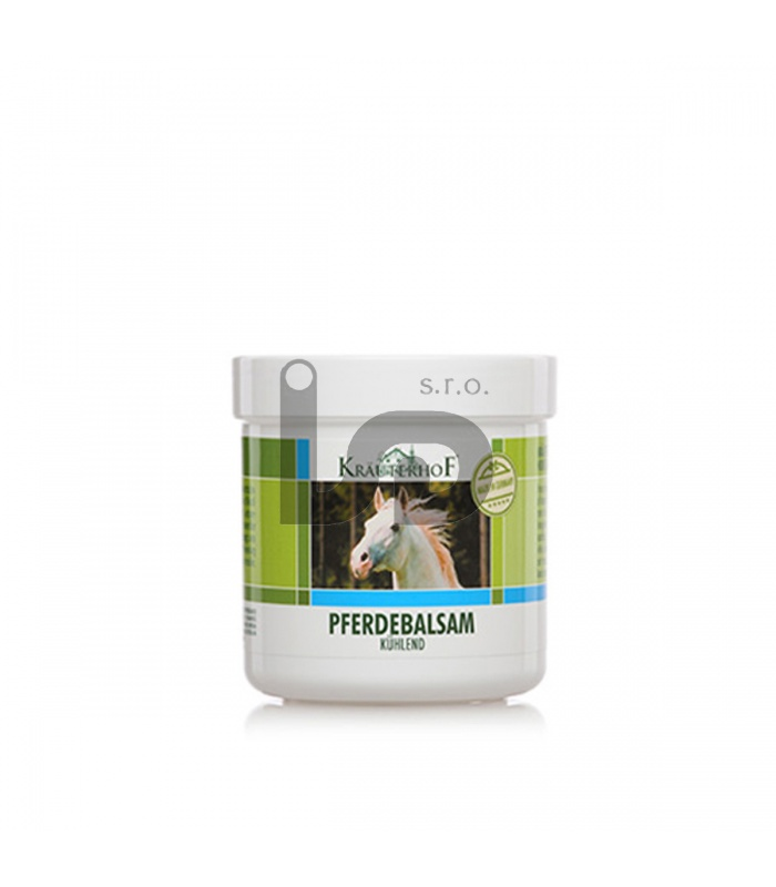 KRÄUTERHOF® Koňský balzam chladivý  250ml