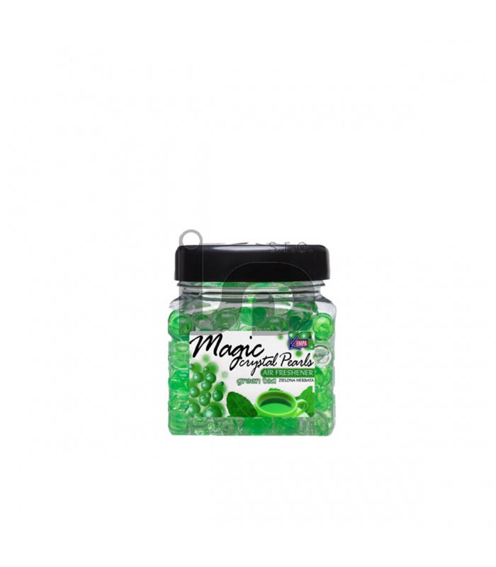 MAGIA PEARLS gél. osviežovač 150g - GREEN TEA
