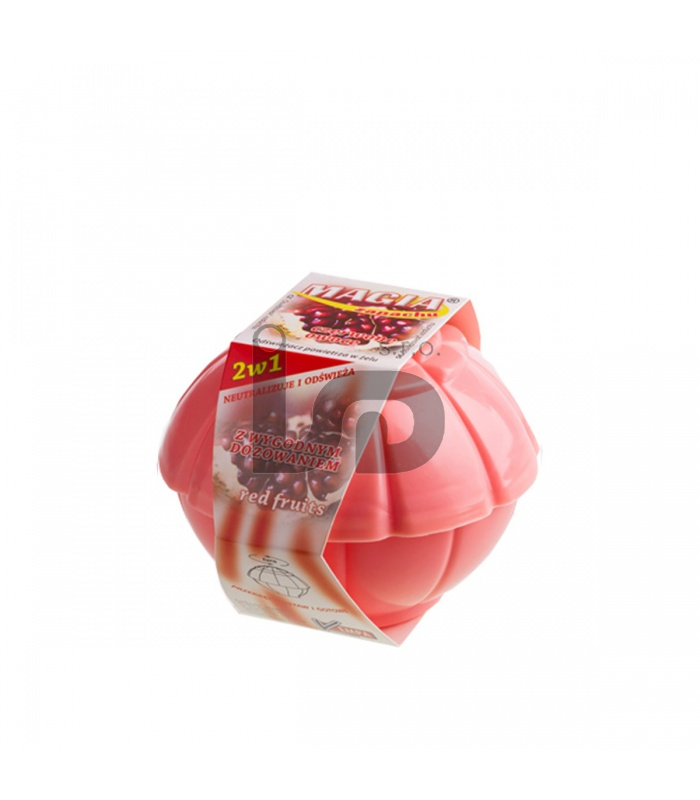 MAGIA gél. osviežovač 150g - RED FRUITS